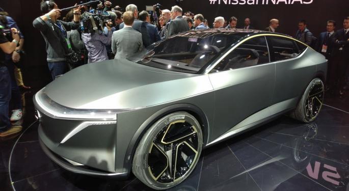 Concept Vehicles Push The Electromobility Envelop At Detroit Auto Show