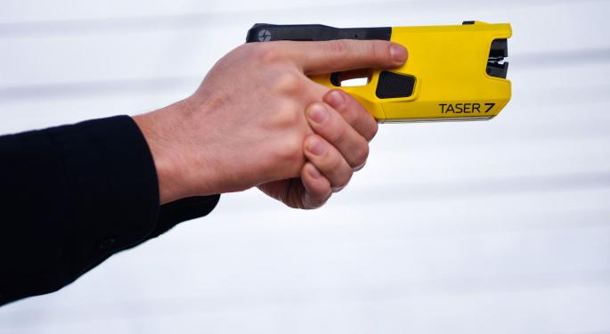 Axon's New Compensation Plan Lets Employees Bet On Taser Maker's Future