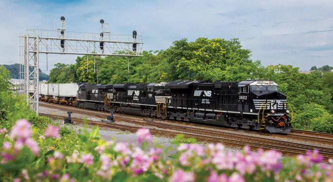 At An Investors' Conference, Norfolk Southern Is Still Getting Asked About Its Comparison To CSX