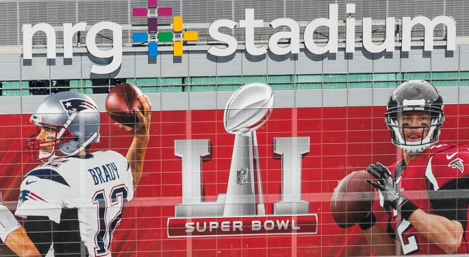 5 Best Stocks After 5 Patriots Super Bowl Wins