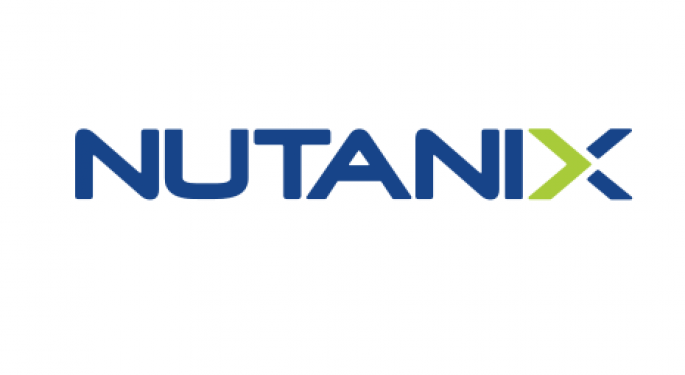 Nutanix Finds Sell-Side Buyers At Current Levels After Post-Earnings Pullback