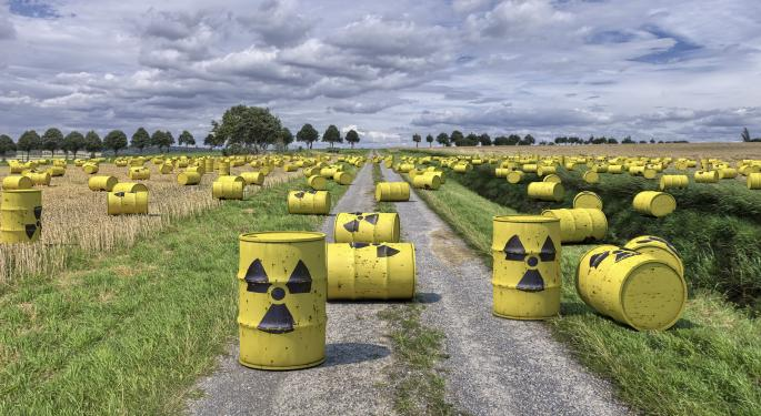 Uranium ETF: Maybe Not Radioactive