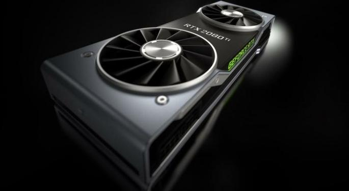 Nvidia Unveils GeForce RTX Series: 'A New Golden Age Of Gaming'