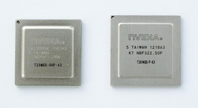 NVIDIA Delivers Second Consecutive Spectacular Quarter