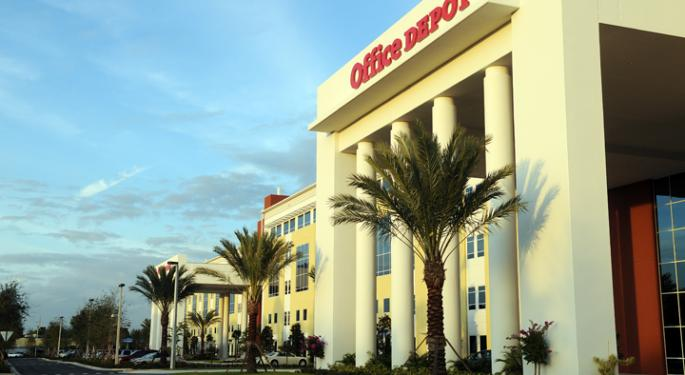 BofA: Office Depot-Alibaba Partnership Another Chapter In Retailer's 'Compelling Transformation Story'