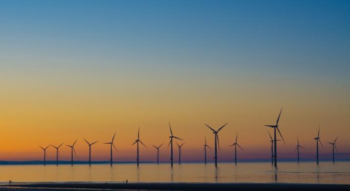 Offshore Wind Power Stations On The East Coast Would Bring In 25,000 jobs