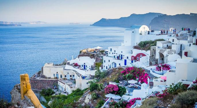 Reasons To Cheer For The Greece ETF