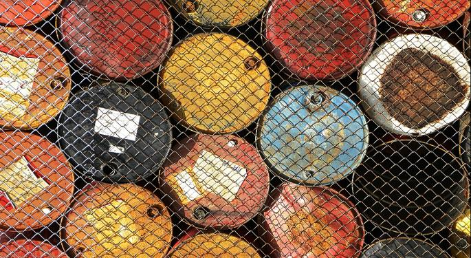 Improving Oil Fundamentals Overshadowed By All The Attention On Bloated Inventories