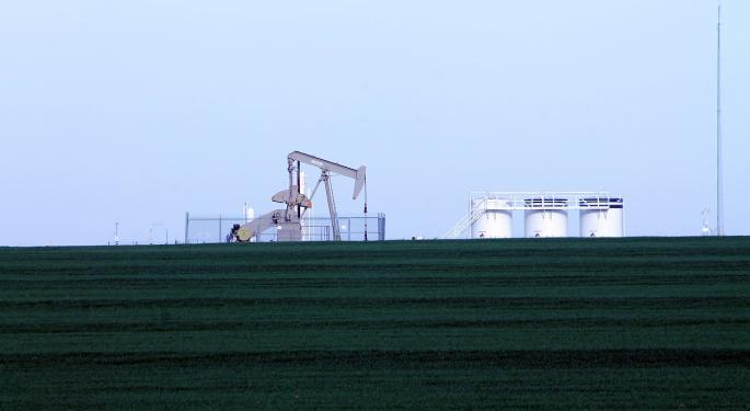 Own A Leader In Oklahoma's STACK And SCOOP Plays... Newfield Exploration