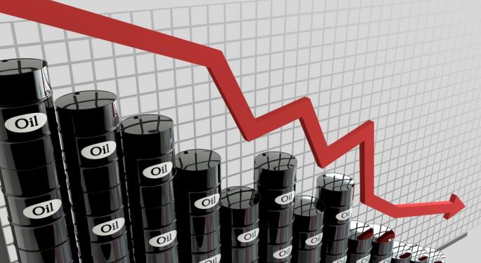 Today's Pickup: Oil Prices Fall As OPEC Fears A Downturn