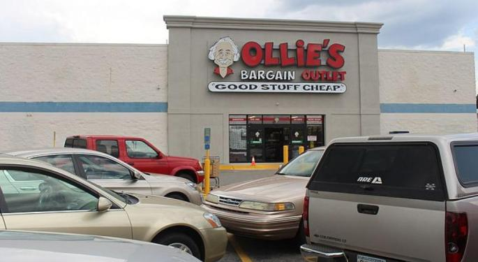 Goldman Sachs Considers Ollie's A Bargain, Initiates With A Buy Rating