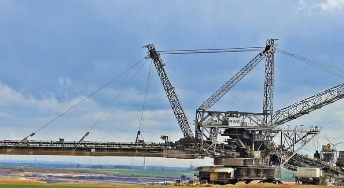Report: China's Citic Metal Among Parties Interested In Acquiring Freeport-McMoRan's Mining Operations Minority Stake