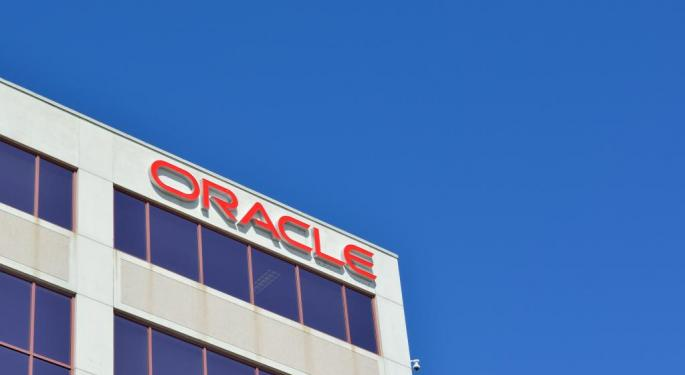 Oracle Soars After Q4 Earnings Beat