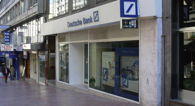 The Latest In Deutsche Bank's Woes: Is A Merger In The Works?