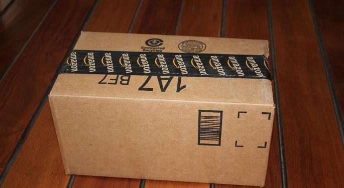 Amazon Offering Big Shippers Customized Ground Delivery Services At Low Rates