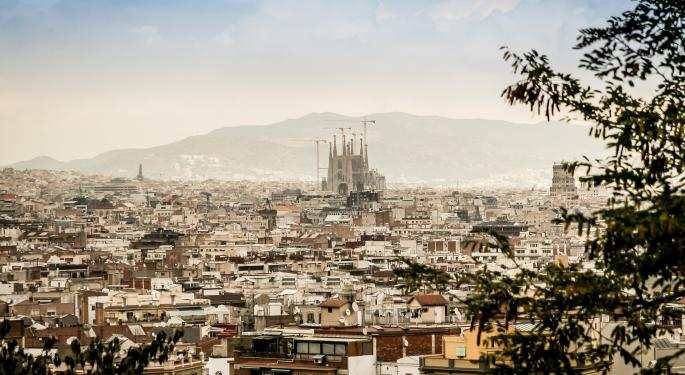 Banking On Good News For The Spain ETF