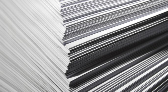 All About The Paper: Packaging And Paper Stocks Get An Upgrade