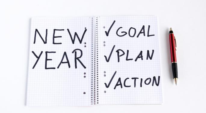 5 New Year's Resolutions To Raise Your Credit Score