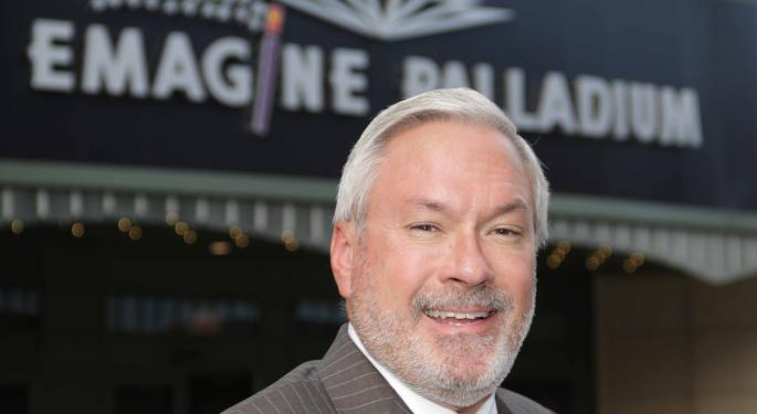 Emagine Entertainment Aims For Movie Theater 'Magnificence' With Caramel Corn And Super Screens