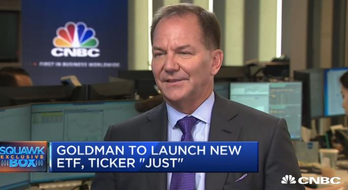 Paul Tudor Jones Talks Trade Wars, Interest Rates, Charity In The Private Sector
