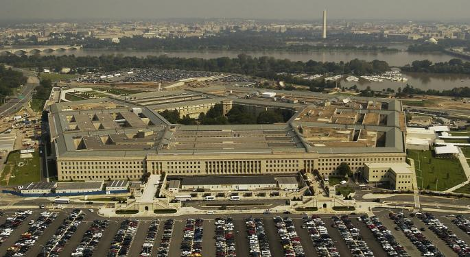 Report: Amazon Could Challenge Microsoft's Pentagon Contract Award