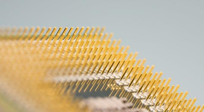 Though Their Stocks Have Cooled, The Semiconductor Industry Is As Hot As Ever