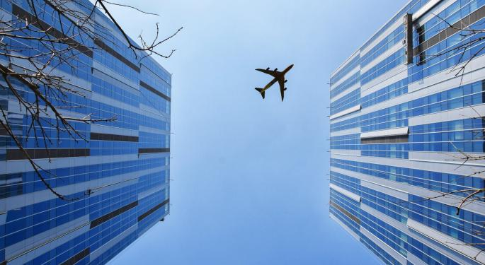 Airline Shares Jump As Stimulus Agreement Offers Relief, While Nike Up On Earnings