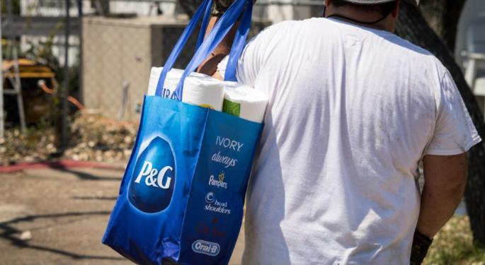 Procter & Gamble Issues Soft Outlook After Beating Analyst Estimates