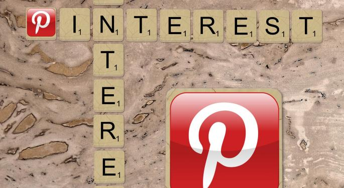 Pinteresting? Now You Can Buy A Pin This Holiday Season