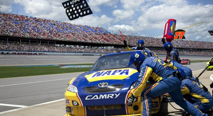 International Speedway To Merge With NASCAR Holdings In $2B Deal