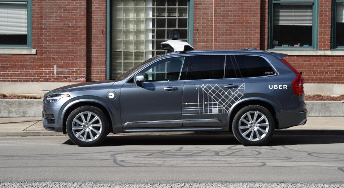Fatalities Will Decline With Autonomous Vehicles, Gene Munster Says After Uber Incident