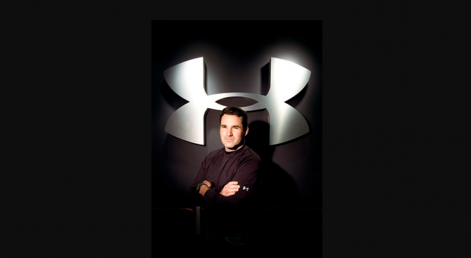 Far From Fake News: Susquehanna's Under Armour Downgrade, CEO Kevin Plank And Political Fodder