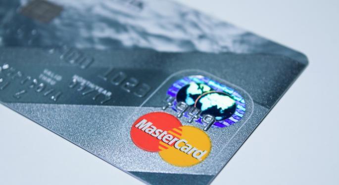 Mastercard Reports Record Q1 Profits, Shares Rise