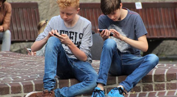 KeyBanc Bullish On Mobile Gaming Companies Glu Mobile, Zynga