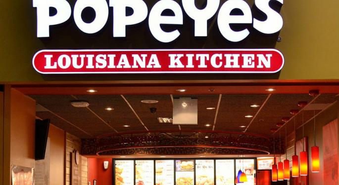 Popeyes' Chicken Sandwich War Paid Off In A Huge Way For Franchisees