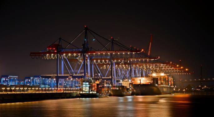 Savannah's Port Volumes Mean Strong Drayage Demand