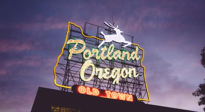 Oregon Aims To Create An Export Market For Marijuana