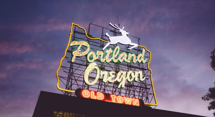 Container Service Returning To Portland, Oregon