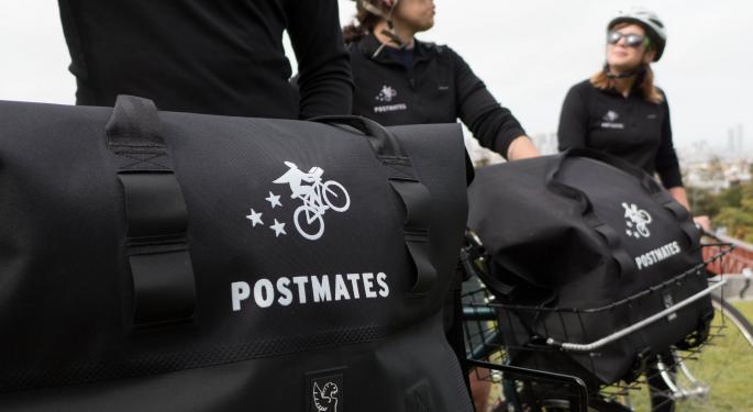 Postmates Raises $225M, Nears Initial Public Offering