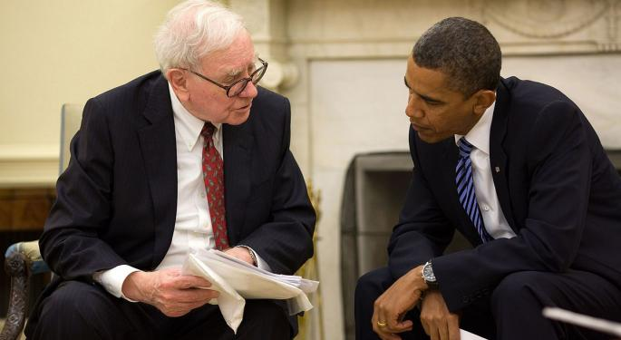 Warren Buffett Has Been Consistent Over The Decades: Don't Bet Against America