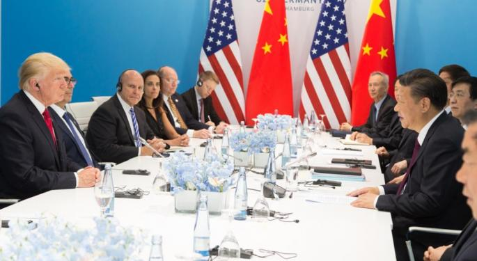 China To Trump: Let's Talk With A 'Calm Attitude'