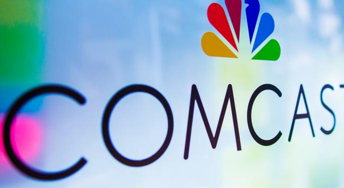 Morgan Stanley Remains Bullish On Comcast