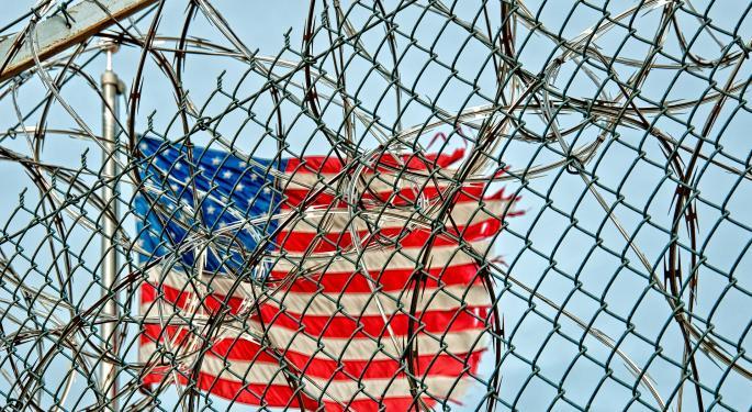 Hillary Clinton Rocks Private Prison Stocks
