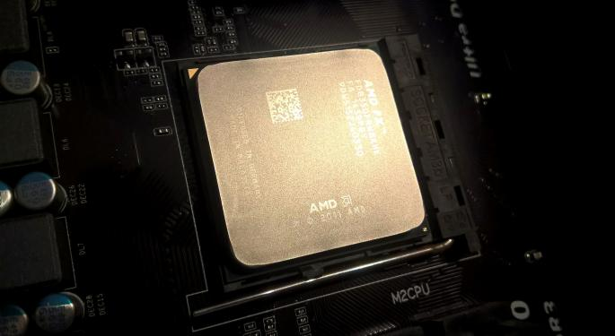 AMD Option Trader Betting The Rally Will Resume