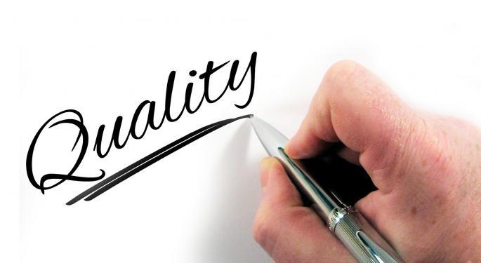 An Evolving Quality ETF