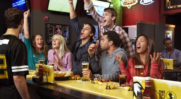 Can Private Equity Interest Revitalize Buffalo Wild Wings?
