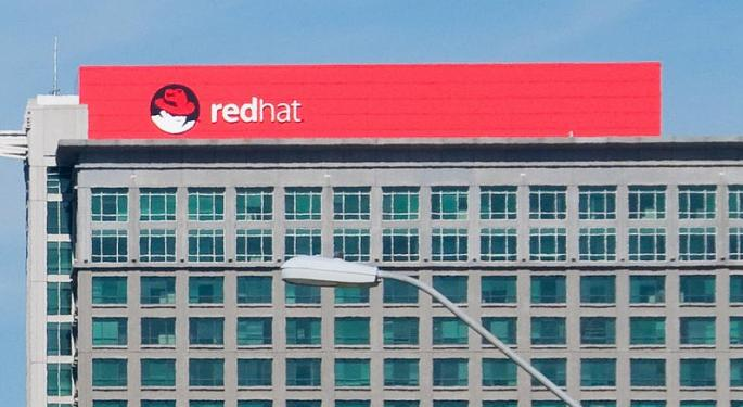 Red Hat Back In The Groove; 34% Upside Seen For Shares