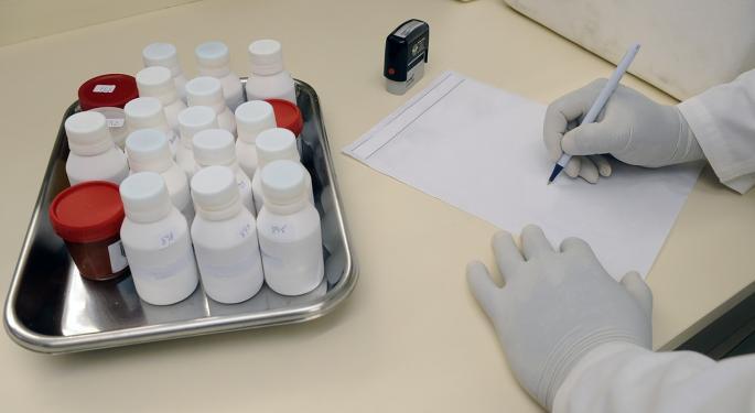 Biotech Sector Weak Headed Into Year's End