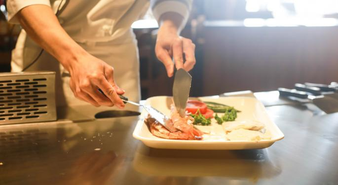 Whet Your Restaurant Sector Appetite: A 2017 Outlook