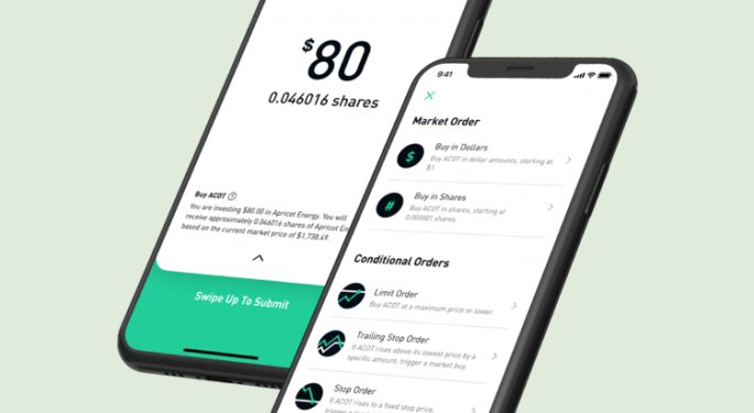 Robinhood Rolls Out Fractional Shares, DRIP, Recurring Investment Features
